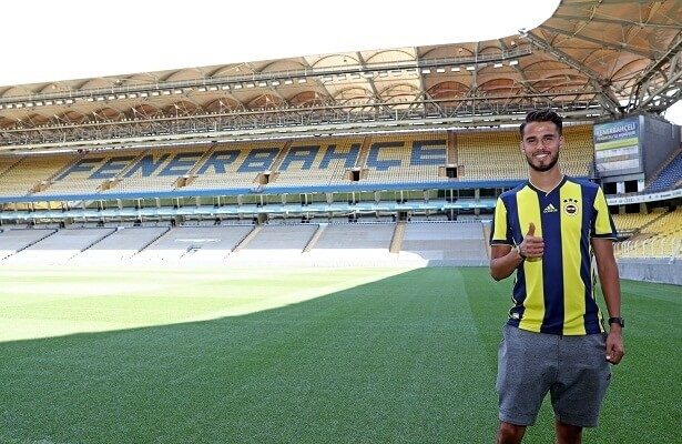 Fenerbahce snap up Diego Reyes on free transfer