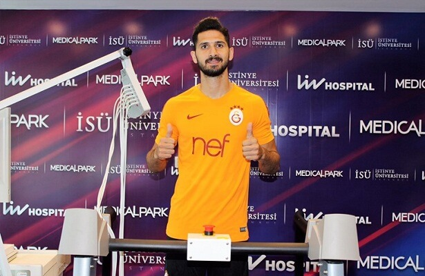 Galatasaray sign Emre Akbaba from Alanyaspor