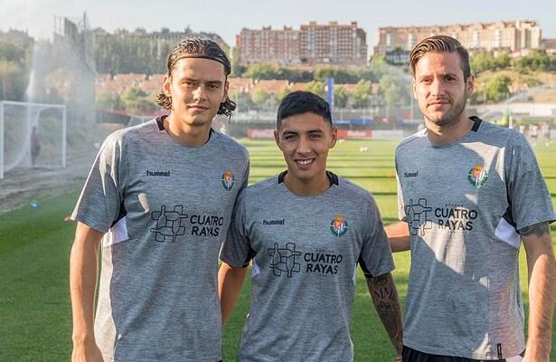 Turkish striker Enes Unal joins Real Valladolid