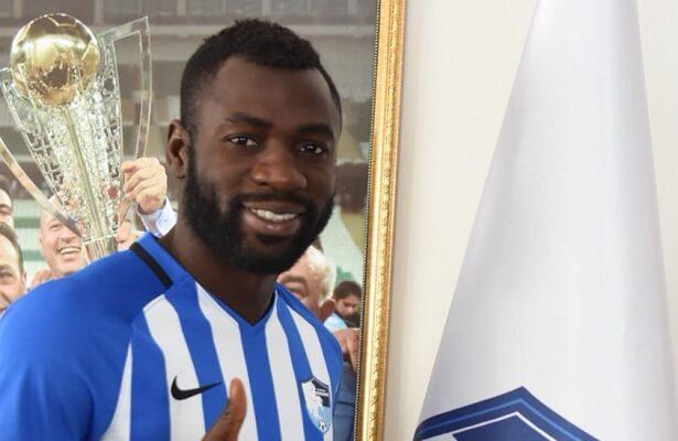 Erzurumspor sign Moussa Kone from Frosinone