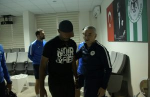 Samuel Eto'o leaves Konyaspor