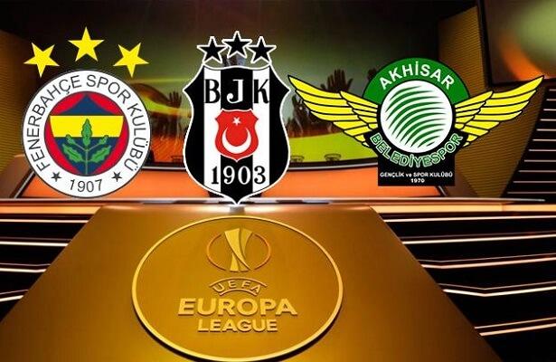 2018/19 Europa League groups announced