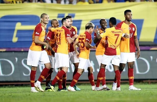 Galatasaray start season with a win