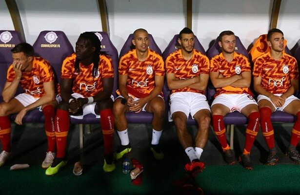 Gomis explains why he was benched last game