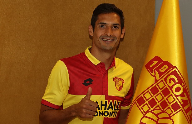 Goztepe sign Celso Borges from Deportivo