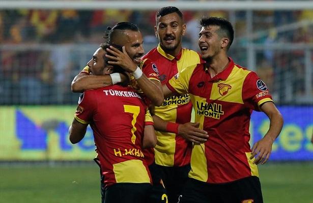 Goztepe shock Fenerbahce with 1-0 victory