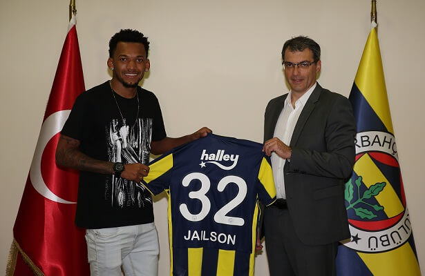 Jailson Siquiera moves to Fenerbahce
