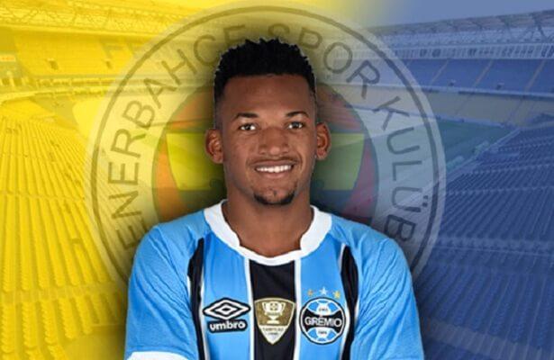 Gremio midfielder Jailson agrees to join Fenerbahce