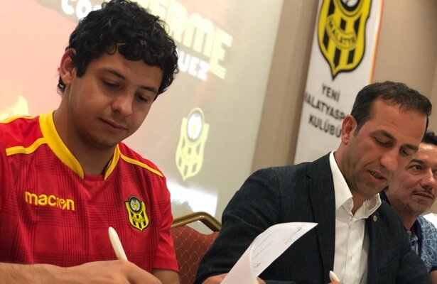 Malatyaspor loan Guilherme from Benevento