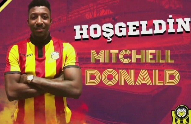 Red Star's Mitchell Donald joins Malatyaspor