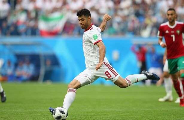 Iranian defender Morteza Pouraliganji rejects Trabzonspor