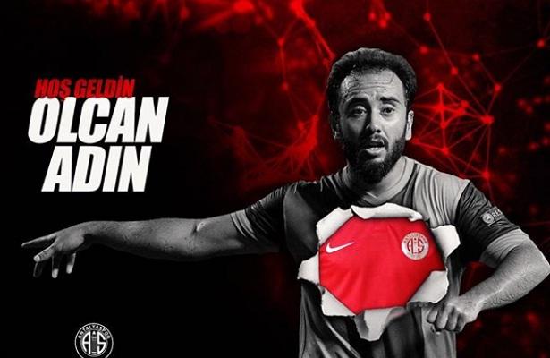 Antalyaspor sign Olcan Adin, Mevlut Erdinc