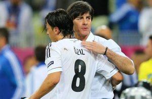 Loew feels Mesut Ozil is an outstanding player