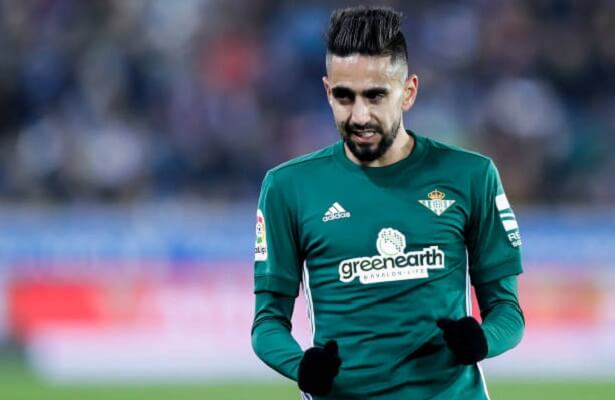 Real Betis reject Besiktas offer for Ryad Boudebouz