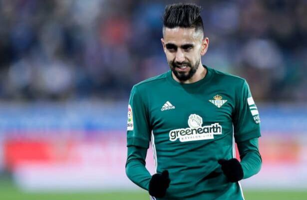 Real Betis reject Besiktas offer for Ryad Boudebouz
