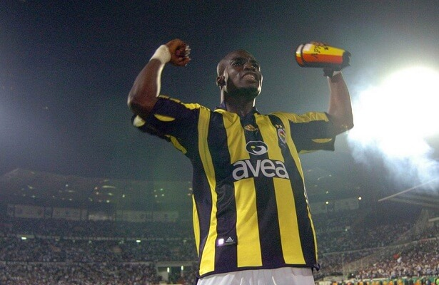 ex-Fenerbahce star Stephen Appiah sends message to fans