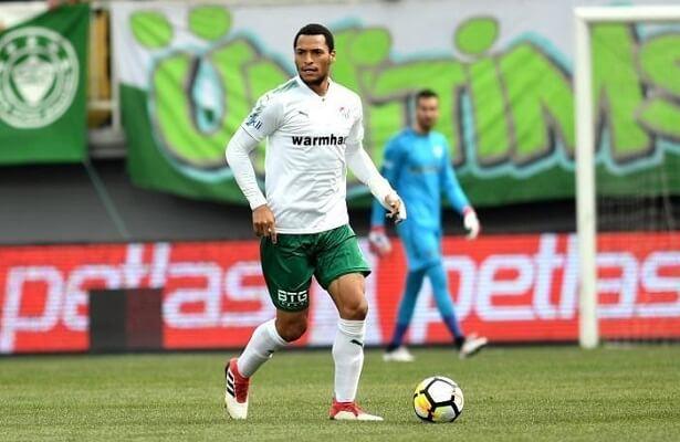 Goztepe to sign Titi from Bursaspor