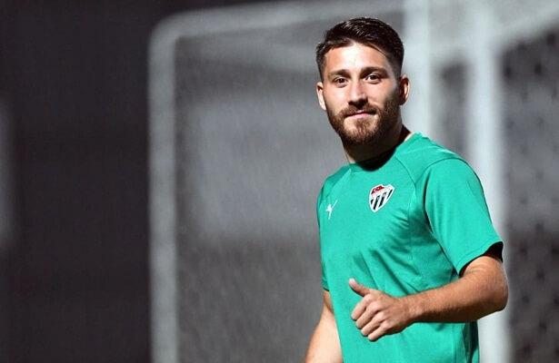Basaksehir forward Tunay Torun joins Bursaspor on loan