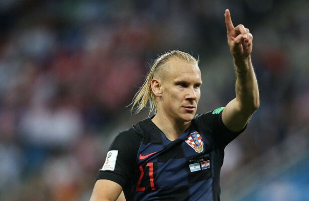 Croatian defender Vida: I want to stay