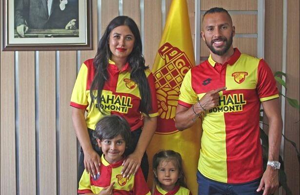 Yasin Oztekin: Hopefully I'll score against Galatasaray