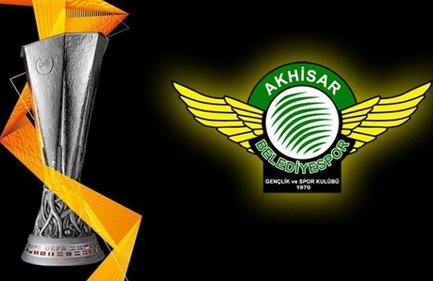 Akhisarspor squad Europa League