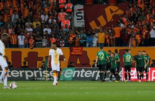 Akhisarspor humiliate Galatasaray 3-0