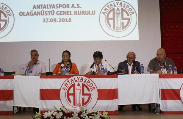 Ali Safak Ozturk re-elected as Antalyaspor president