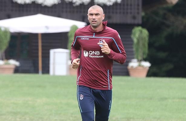 Trabzonspor strip Burak Yilmaz captaincy