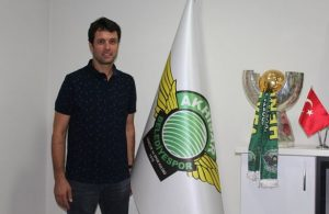 Akhisarspor appoint Cihat Arslan as new manager