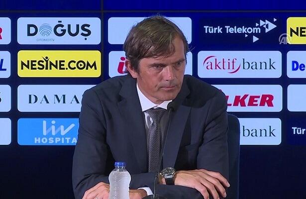 Dutch coach Cocu: We should be ashamed