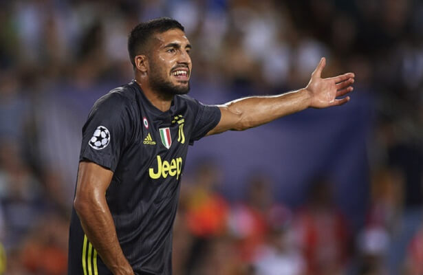 Emre Can apologizes for sexist remark