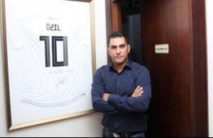Erkut Sogut has defended his client Mesut Ozil