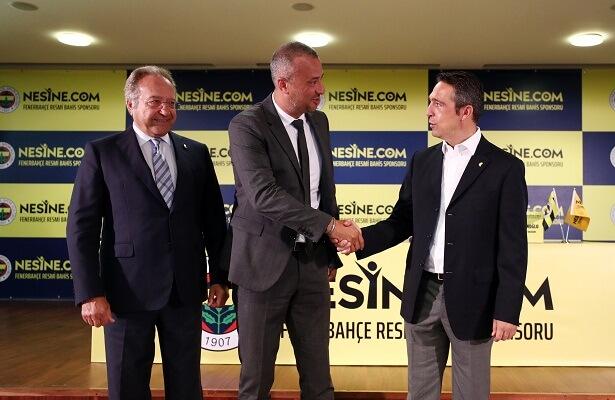 Nesine.com and Fenerbahce sign new sponsor deal
