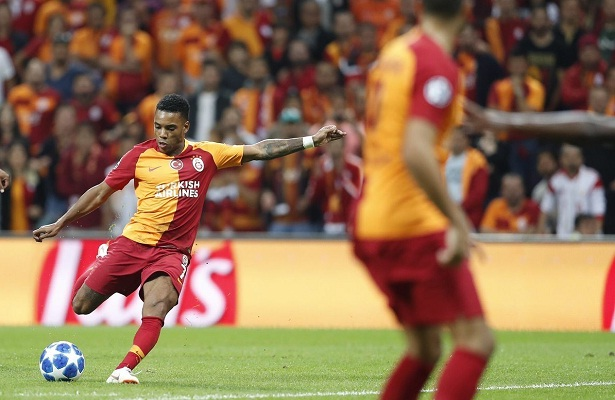 Garry Rodrigues made Champions League history for the club