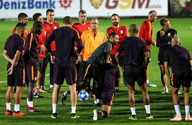 Galatasaray ready for Lokomotiv Moscow in Champions League opener