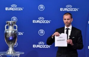 From Germany and Turkey, UEFA selects Germany to host EURO 2024