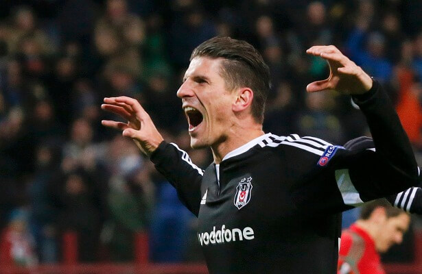 Besiktas want German striker Mario gomez