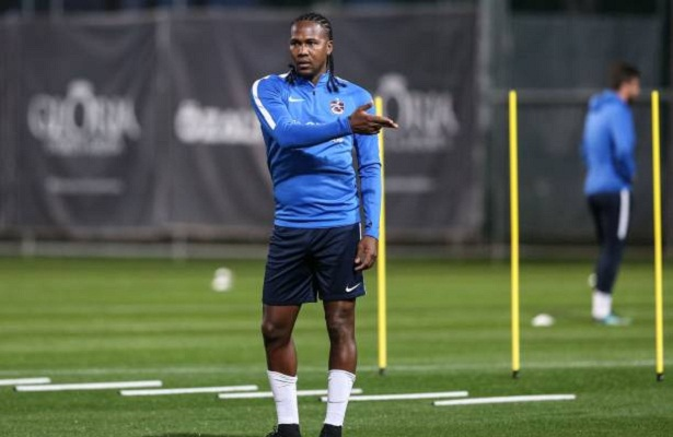 Hugo Rodallega wants to retire in Colombia