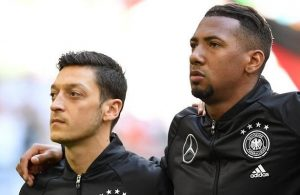 Jerome Boateng defends his friend Mesut Ozil