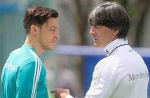 Joachim Low says Mesut Ozil will not reverse his decision