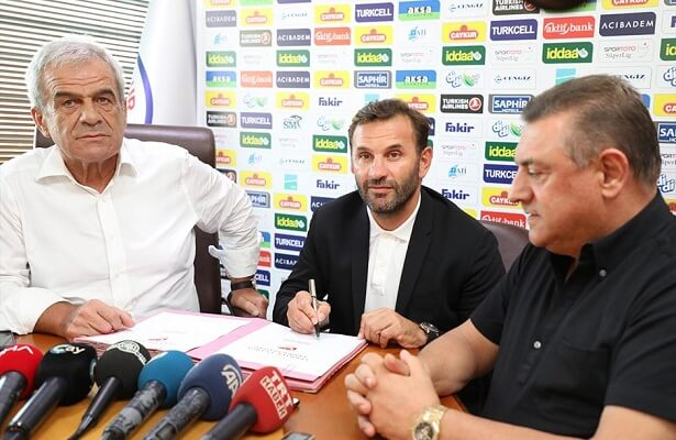 Rizespor hire Okan Buruk as manager