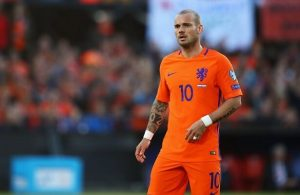 Adana Demirspor fail to sign Wesley Sneijder