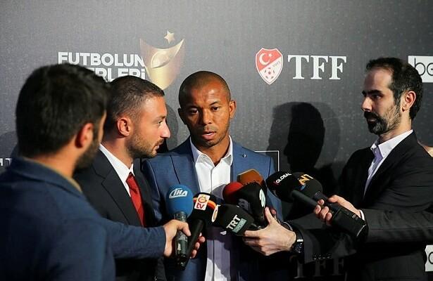 Awards ceremony for Super Lig's best 11