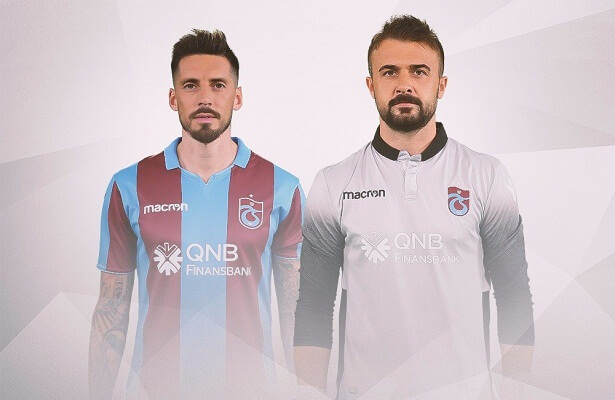 Trabzonspor appoint Jose Sosa as captain