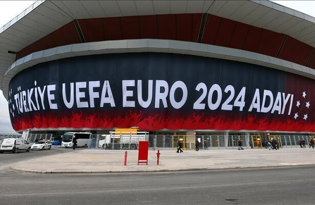Turkey hopes to host UEFA Euro 2024
