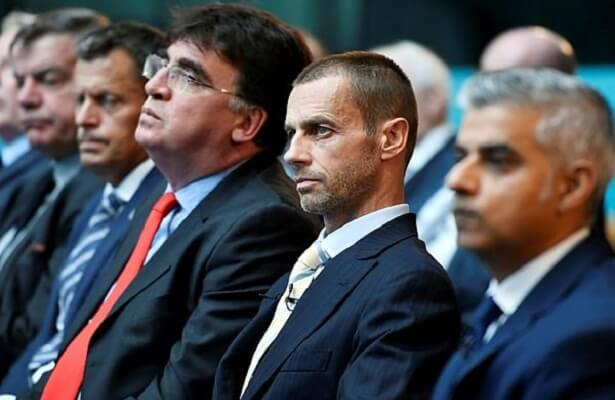 Turkish press criticizes UEFA