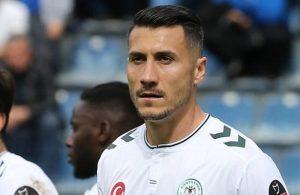 Konyaspor's Jahovic suspended