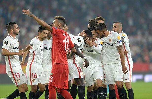 Akhisarspor outclassed by Sevilla 6-0