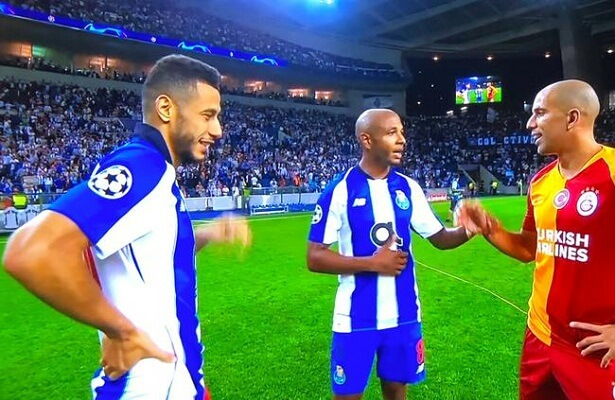 Younes Belhanda triggers fans with Porto shirt