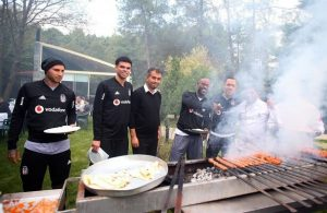 Besiktas bbq party